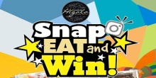 Cucina Higala Snap Eat and Win