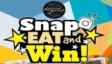 Cucina Higala Snap Eat and Win