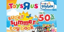 toys R us Toys R Us Super Summer Toy Book