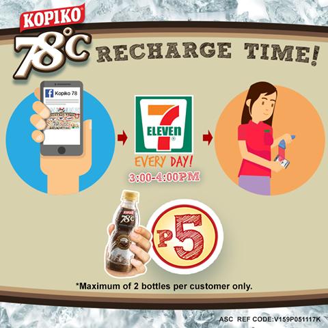 kopiko78 7-11 stores