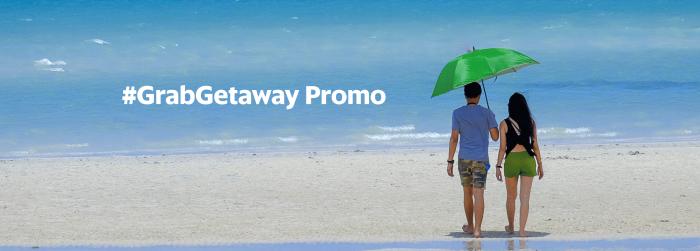 Grab Get Away Promo