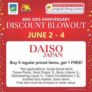 GSIS Daiso