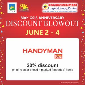 GSIS handyman