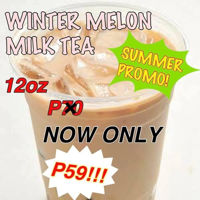 Happynest Wintermelon Summer promo