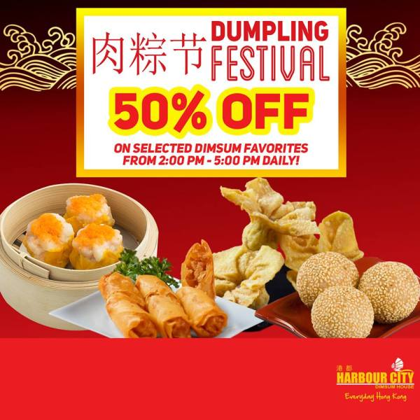 Harbour City Dumpling Festival