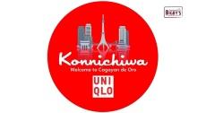 Konnichawa Uniqlo