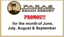 Paras Beach Resort Promos3