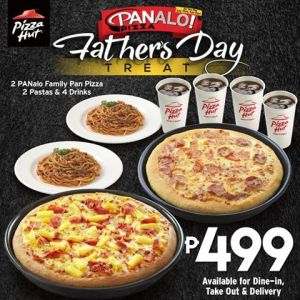 PizzaHut Father's Day Treat