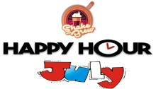 Shake and Brew Happy hour July featured