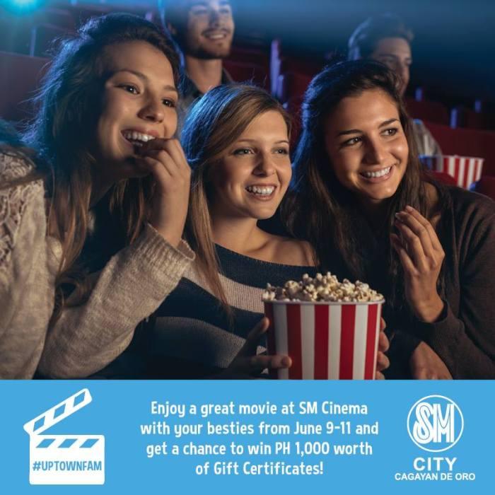 SM City Cinema Groufie