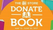 SM Donate a Book
