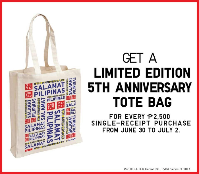 Uniqlo opening offers toteBag