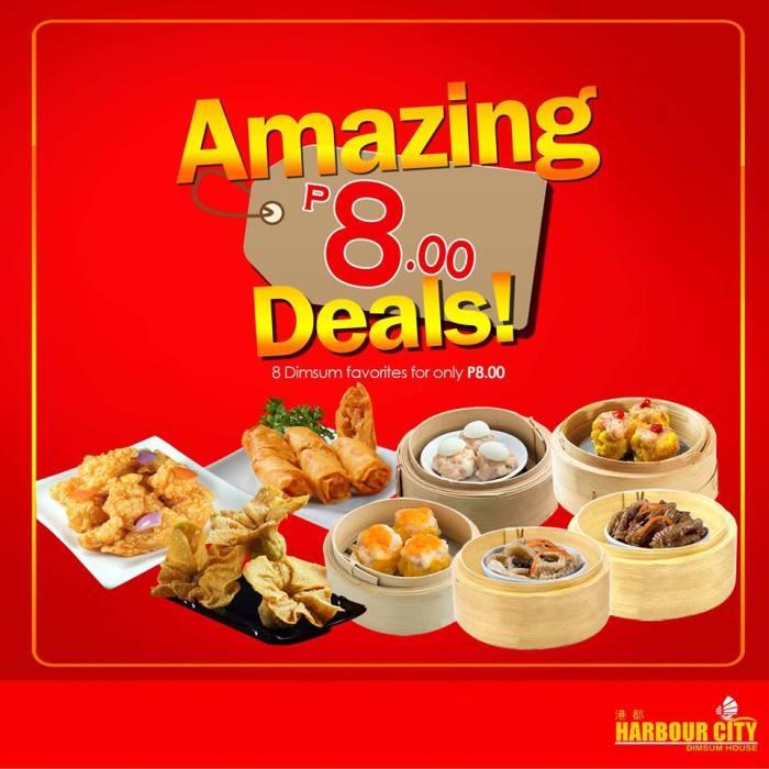 Amazing 8 Peso Deals