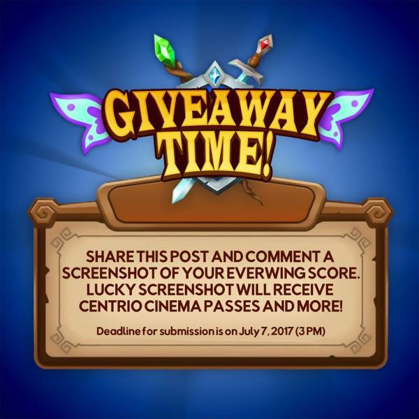 Centrio Give Away Time