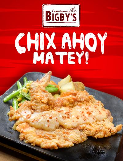 Bigby's Chix Ahoy Matey giveaway