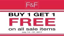 F&F Limketkai Buy 1 Get 1 free