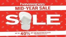 Havaianas Mid Year Sale