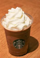Starbucks Iced Caffee Mocha