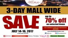 Limketkai Mall Wide Sale
