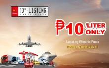 phoenix 10th Listing promo