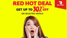 Red Planet Red Hot Deals