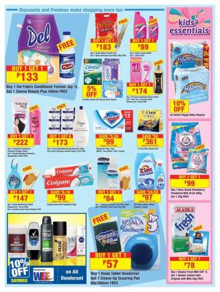 shopwise BigSave freebies