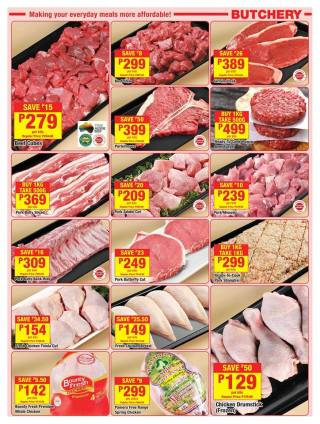 shopwiseBig Save meat