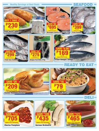 shopwise BigSave seafoods
