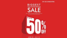 SM Biggest Accessories Sale featured