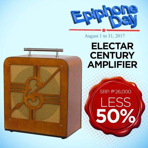 Electar century amplifier