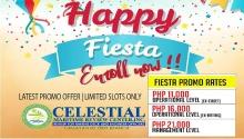 Celestial Maritime Review Center higalaay