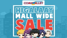 comic Alley Higalaay featured