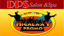 DPS Salon and Spa Higalaay Festival Promo f