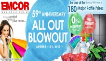emcor all out blow out sale