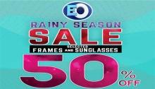 EO Rainy Season Sale
