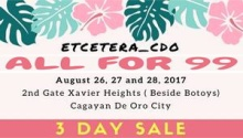 Etcetera CDO Fiesta Sale featured