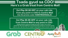 Grab Treat from Centrio