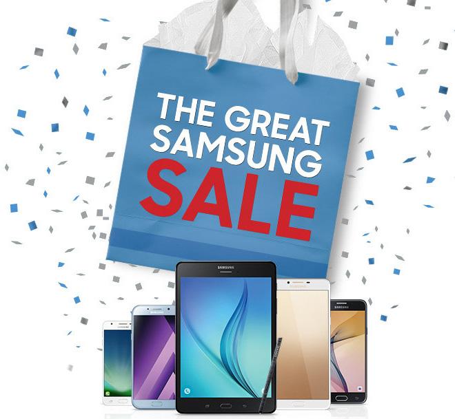 great Samsung Sale