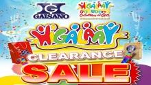 Gaisano Higalaay Clearance Sale