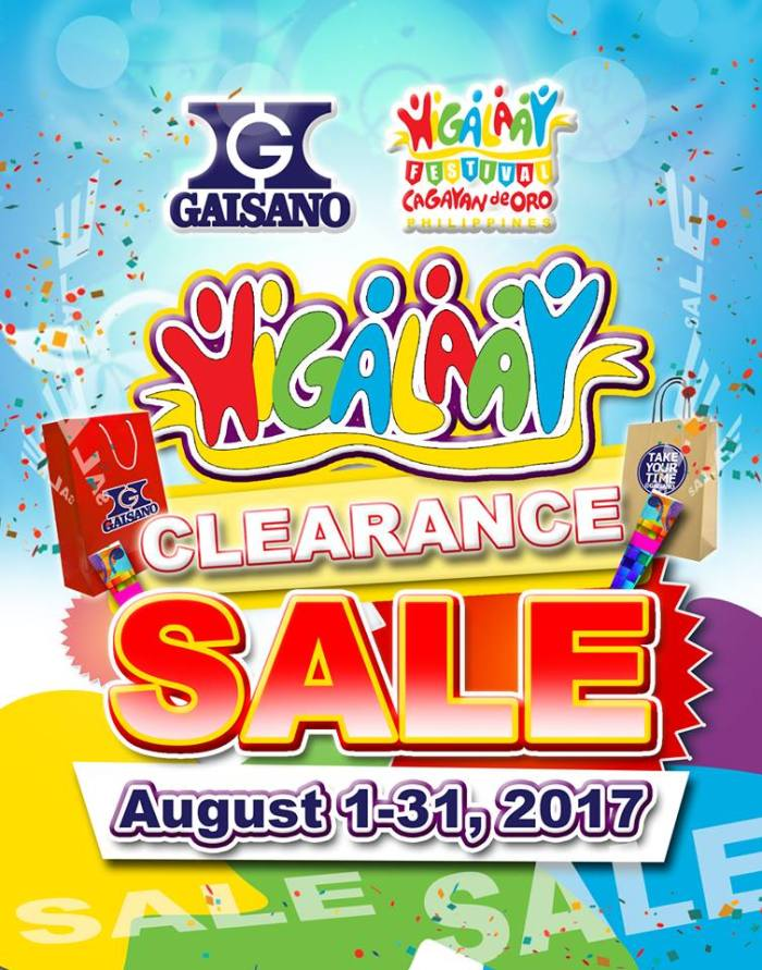 Higalaay Clearance Sale