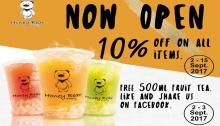 honey bear opening promo