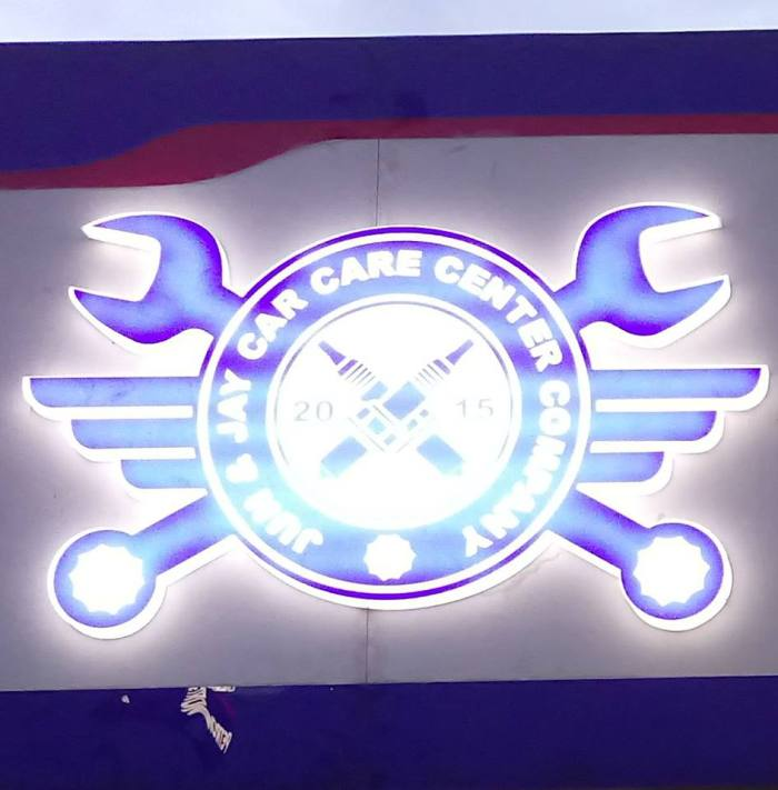 Jun and Jay Logo