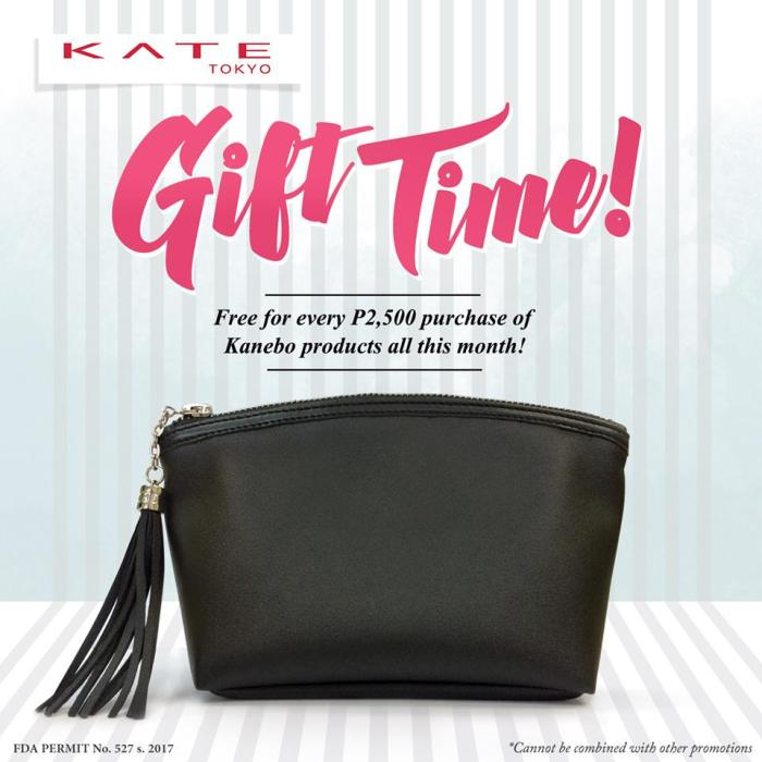 Kate Tokyo's Gift Time