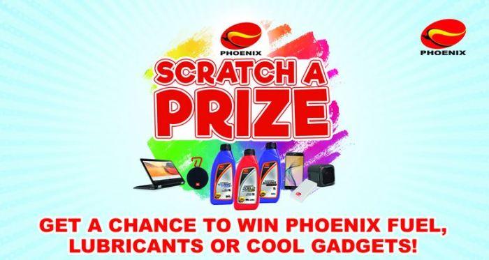 Phoenix Scratch a Prize promo