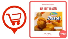 Shoplocal buy 1 take 1 pastel higalaay promo