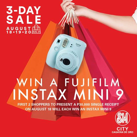 SM 3days sale Instax Mini 9 Camera