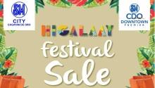 SM higalaay festival sale