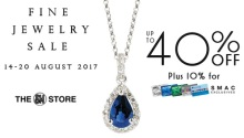 SM STORE fine jewelry sale featured