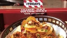 TGI Fridays Hump Day Wednesday