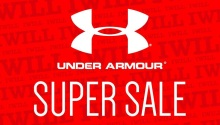 Under Armour super Sale featured